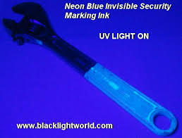 liquids that glow under black light black light uses