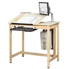 Split Top Drafting Table Shain Split Top School Cad Drawing Computer Table Cdtc 70 Cad