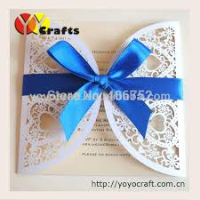 Wedding Invitations Cost Heart Shape Invitations Laser Cut Wedding Supplies Paper Lovely