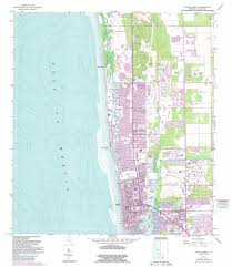 Fla Map Naples North Topographic Map Fl Usgs Topo Quad 26081b7