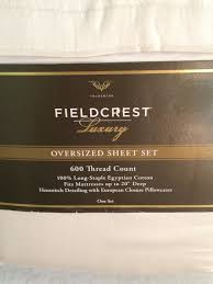 bedroom fieldcrest 800 thread count sheets fieldcrest luxury