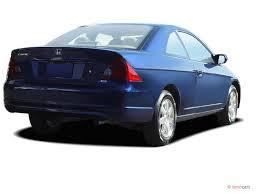 2003 honda civic ex parts image 2003 honda civic 2 door coupe ex auto angular rear exterior