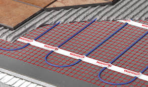 electric underfloor heating warmup