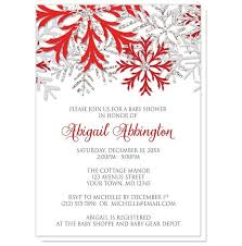 Christmas Baby Shower Invitations - shop for baby shower invitations at artistically invited