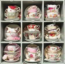 vintage bone china tea cups and antique teacup