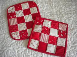 free patterns quilted potholders quilted potholder tutorial instructions patterns to try