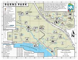 parks map burns park map rock parks and recreation