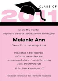 graduation dinner invitations dancemomsinfo