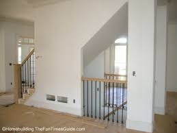 How To Install A Banister Best 25 Basement Staircase Ideas On Pinterest Basement
