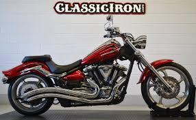 2009 yamaha raider s 1900cc motorcycles for sale