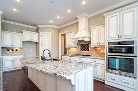 kitchen cabinets open floor plan open floor plan featuring antiqued white kitchen cabinets