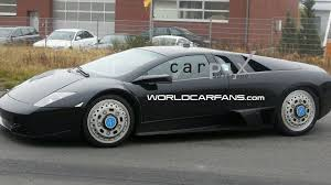 Lamborghini Murcielago 4x4 - lamborghini murcielago replacement test mule first spy photos