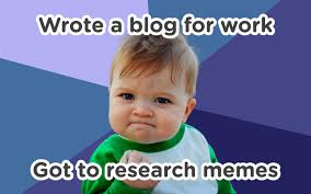 Blog Memes - by the power vested in memes spark growth