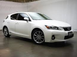lexus ct200h used used lexus ct 200h for sale in portland or edmunds