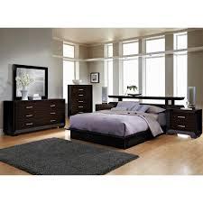 Value City Furniture Bedroom Sets Of Great Queen Bedroom With Dark - City furniture white bedroom set