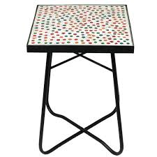 outdoor mosaic accent table mosaic accent table outdoor mosaic accent table patio accent table