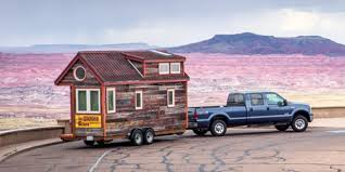Mini Homes On Wheels For Sale by Couple Quits Day Jobs Builds Quaint Tiny Home On Wheels To