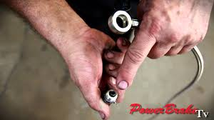 Ford Diesel Truck Brake Problems - ford hydro boost tips and tech on power brake tv youtube