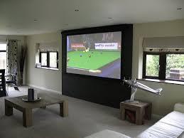 diy projector screen paint home depot home art