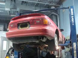 toyota celica exhaust l g auto exhaust experts flex pipes