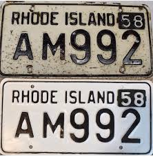 Maine State Vanity Plates 52 Best License Plates Images On Pinterest Restoration License