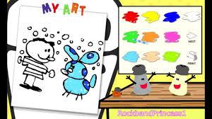 nick jr blue u0027s clues color blue game