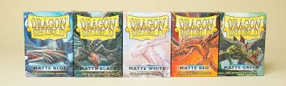 dragon shield matte sleeves 6 pack price u0026 reviews massdrop