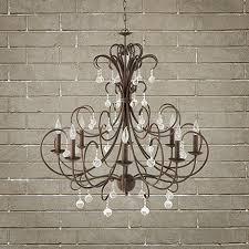 arhaus chandelier large scroll chandelier arhaus furniture