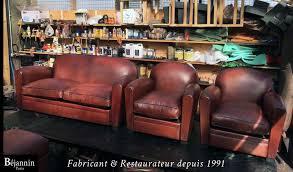 fabricant de canapé cuir canapé cuir le lounge canapé cuir déco béjannin