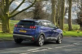 peugeot blue new peugeot 3008 independent road test uk car lease pcp u0026 pch