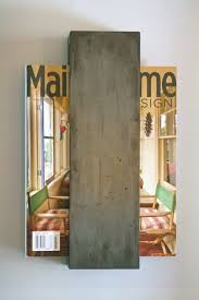 stylish magazine racks for bathroom and magazine rack houzz