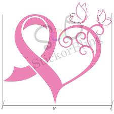 breast cancer awareness ribbon humming bird pink holographic