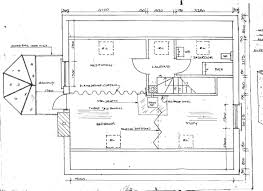 Guard House Floor Plan by House Plans Ecologic Feng Shui House In Ireland