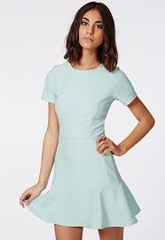 missguided cady crepe skater dress ice blue where to buy u0026 how