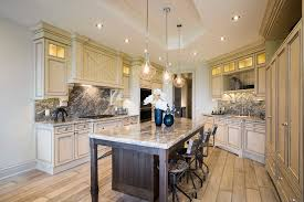 Interior Kitchens Appliances Interior Kitchen Interior Lighting Ideas Open Space