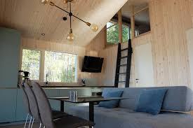 gallery of nisser micro cabin feste landscape architecture 1