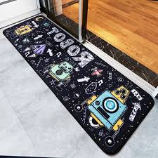 Outer Space Rug Washable Kitchen Rugs Non Skid Rugs Design