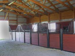 Barn Dutch Doors by Stablemaster Products Our Custom Stall Work