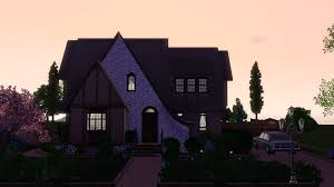 mod the sims english tudor