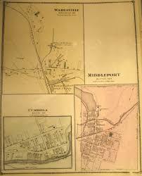 Fountain Valley Map Schuylkill County Landowner Resources