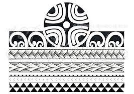 polynesian 3 4 sleeve 02 d by dfmurcia on deviantart