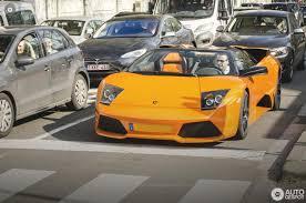Lamborghini Murcielago Orange - lamborghini murciélago lp640 roadster 8 april 2017 autogespot