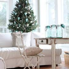 shabby chic christmas tree christmas tree themes tip junkie