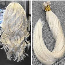 pre bonded hair extensions reviews flat tip extensions remy human hair fusion extensions white