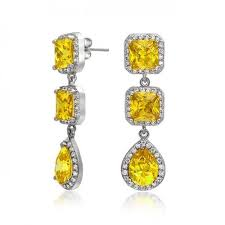 Citrine Chandelier Earrings 25 Best Images About New York Antique Jewelry Show On
