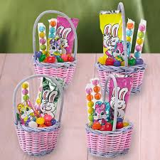 easter gift baskets mini easter gift baskets figi s