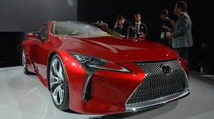lexus lc 500 release date lexus lc 500 news articles and press releases