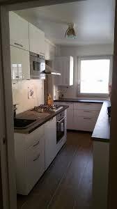 cuisine blanc cassé housse de couette blanc cassé luxe cuisine blanche et bois clair