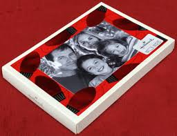 hallmark embossed lights photo insert boxed 12 cards