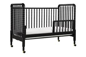 when to convert crib into toddler bed amazon com davinci jenny lind toddler bed conversion kit ebony